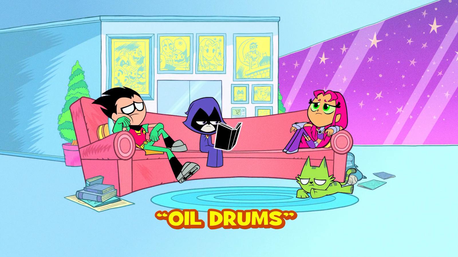 Teen Titans Go 100Th Episode