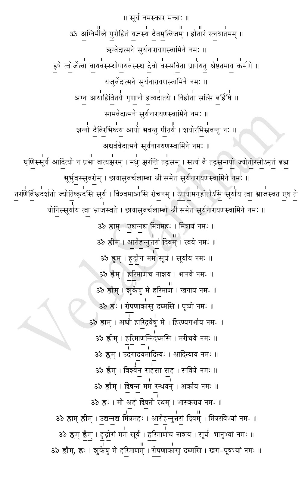 Mantra Pushpam In English Pdf