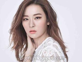 Foto Imut Kang Seulgi member Red Velvet