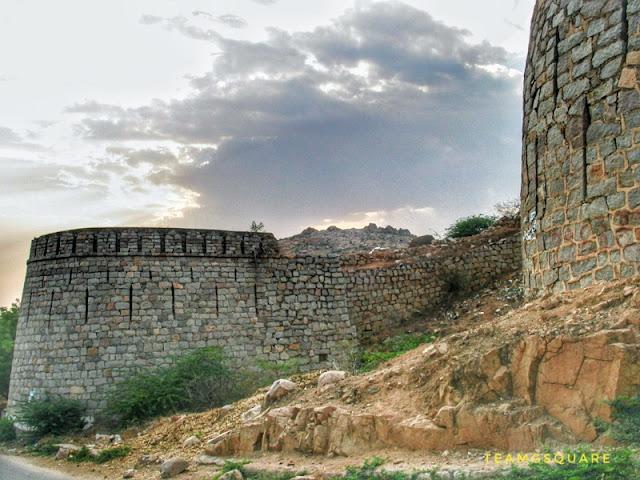 Shahapura Fort, Karnataka