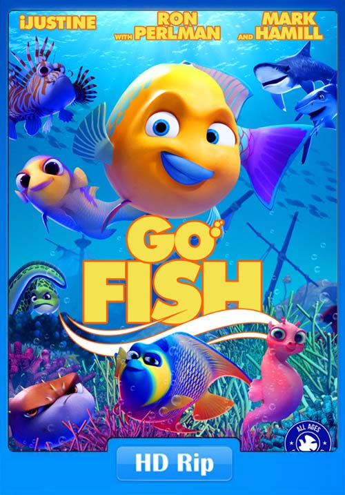 Go Fish 2019 720p WEBRip x264 | 480p 300MB | 100MB HEVC