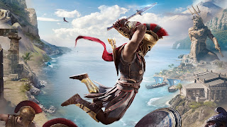 Assassin's Creed Odyssey PC Wallpaper