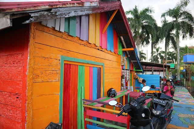 Kampung Wisata Kuantan, Tepian Kapuas