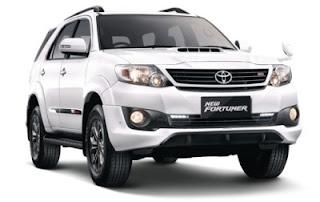 Đánh giá chi tiết về các dòng xe Toyota Fortuner
