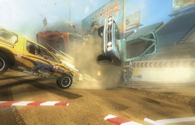 FlatOut 2 PC Games Gameplay