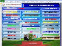 Aplikasi Pengolahan Nilai Ijazah dan SKHUS SD SMP Kurikulum KTSP sesuai JUKNIS 2016