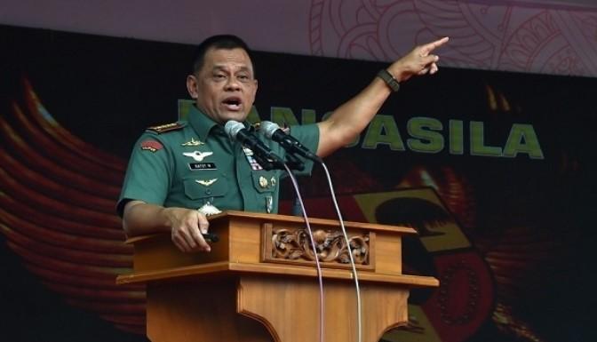 Bibit Beras dari China Mewabah, Begini tanggapan Panglima TNI