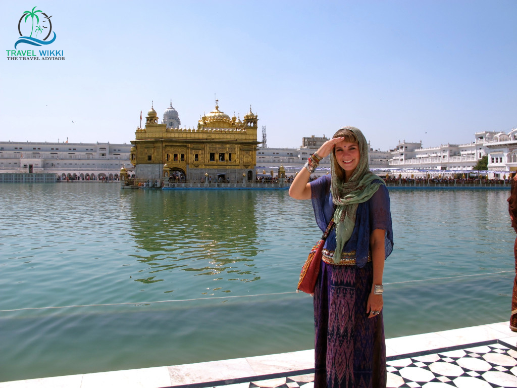 Wear Indian Clothes travel