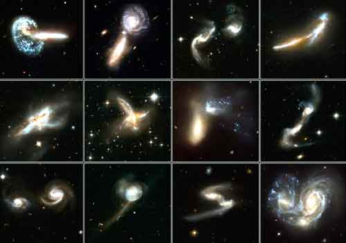 all galaxy in one image