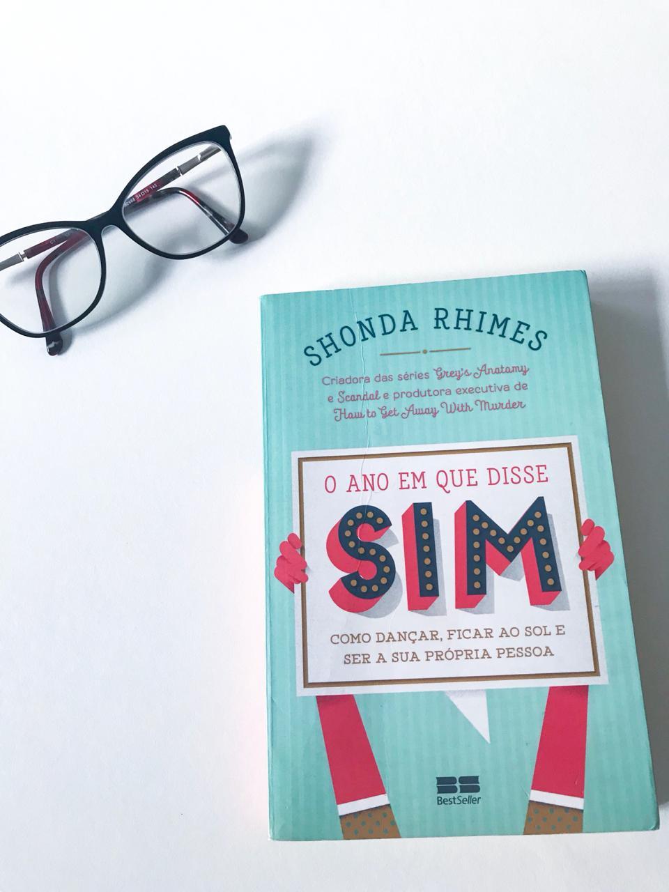 O ano em que disse sim, Shonda Rimes