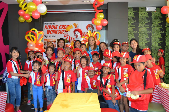 Create memorable summer for your kids with McDonald's Kiddie Crew Workshop's newest and biggest program