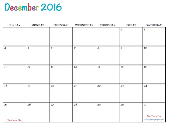 Calendar 2016 Word monthly calendar template includes august what