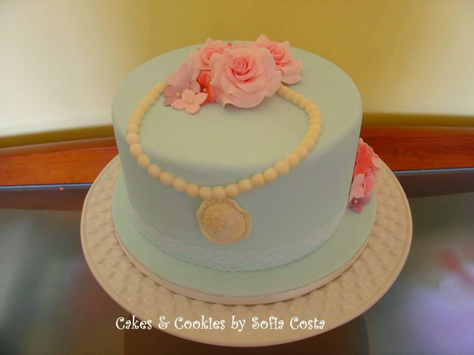 Vintage Birdcage - Cake by Joanna Rose tortas para
