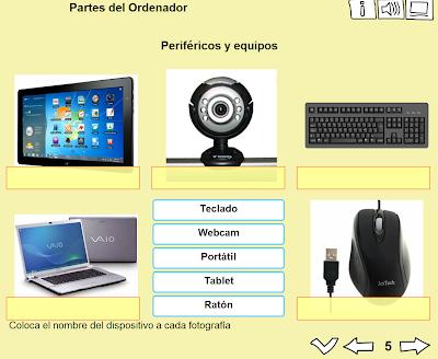 http://www.educa.madrid.org/web/ies.mariademolina.madrid/departamentos/tecnologia/ejercicios_partes_ordenador/partes_ordenador.html