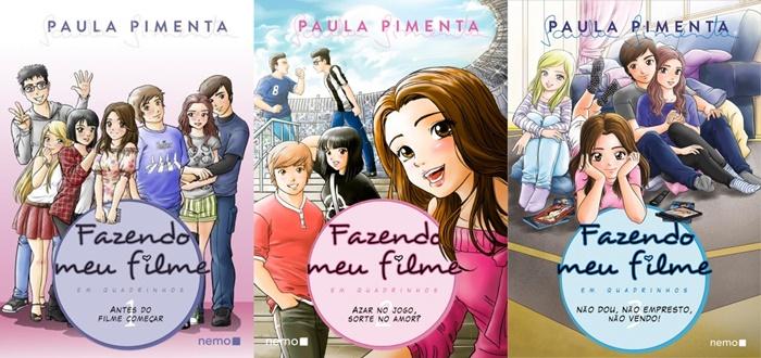 Resenha Fazendo Meu Filme Volume 1 De Paula Pimenta