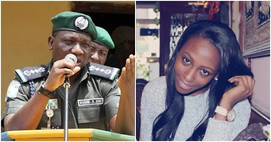 IGP Orders Arrest Of Policemen Over Murder Of Abuja Lady