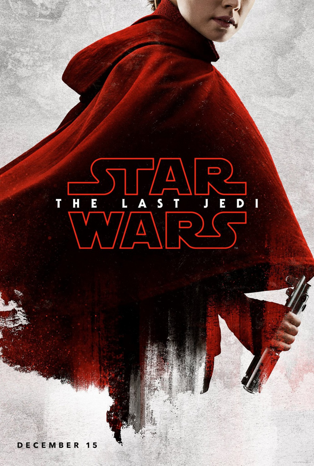 The D23 Expo Exclusive Star Wars: The Last Jedi Teaser Character Movie  Poster Set includes Mark Hamill as Luke Skywalker, Daisy Ridley as Rey, ...