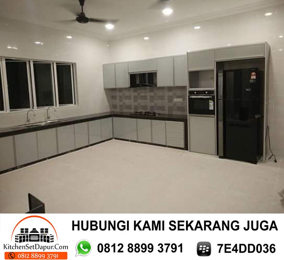 Pembuatan Kitchen Set Aluminium Murah Depok 0812.8899.3791