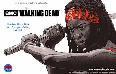 The Walking Dead - Hero Complex Gallery