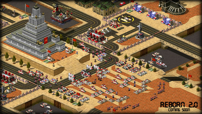 Red Alert 2 Download 's single player campaign
