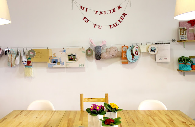 """Tienda - Taller """"Ideas en polvo"""""""