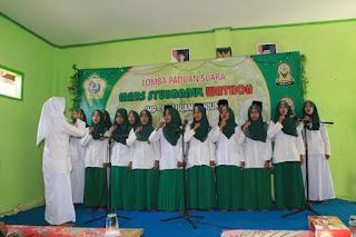 Sambut HSN, Yayasan Al-Furqon Gelar Lomba Mars Syubbanul Wathan