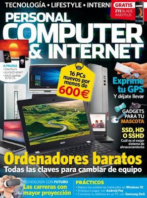 Revista Personal Computer & Internet España Septiembre 2017