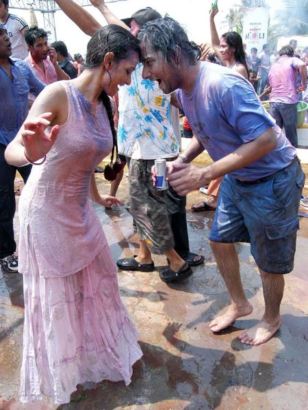 Holi Hot Images 2017