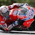 Dovizioso imbatível nos dois primeiros treinos da MotoGP no Catar