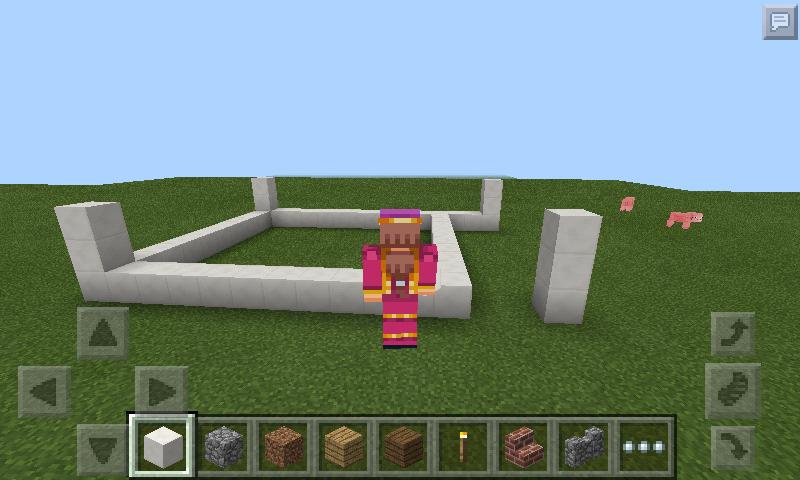 My Artikel How To Create Modern House On Minecraft Pocket Legend