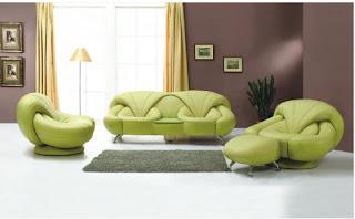kombinasi+warna+hijau+ruang+tamu Ciptakan Kesan Alami Bersama Ruang Tamu Hijau