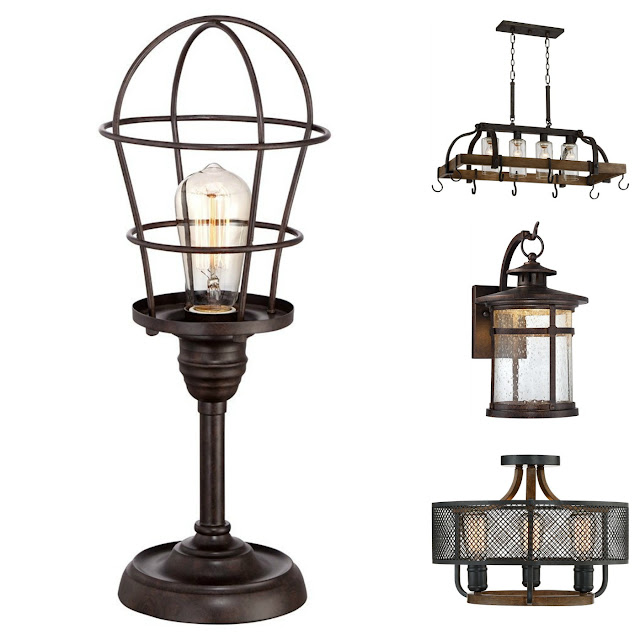 Intriguing Lamps And Lighting From Franklin Ironworks