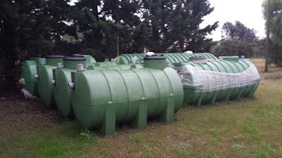 fosas septicas prefabricadas