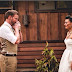 Noivos e suas incríveis reações no dia do casamento