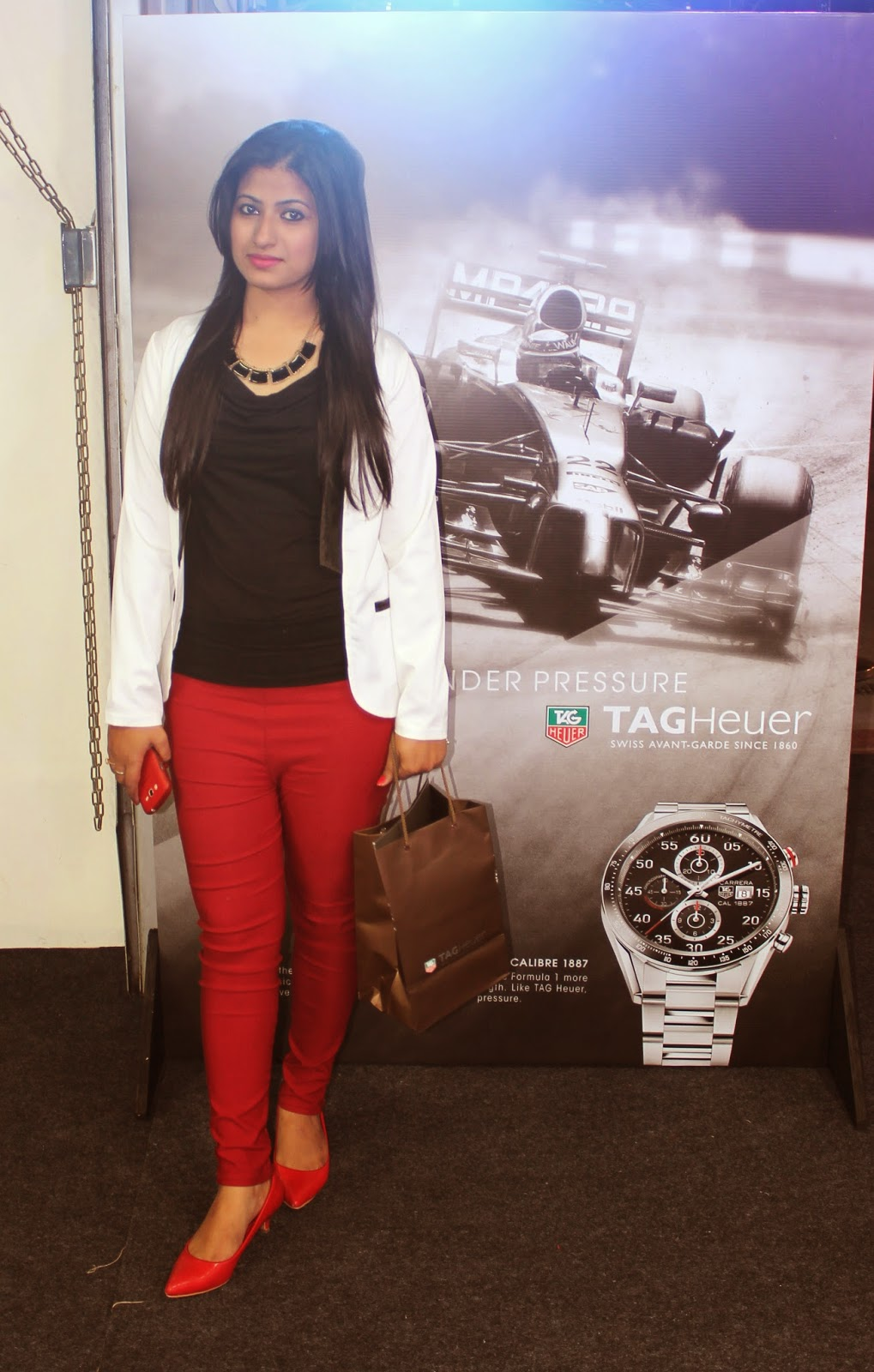 06c2eac24 SSU Attended Tag Heuer India Event With Ranbir Kapoor