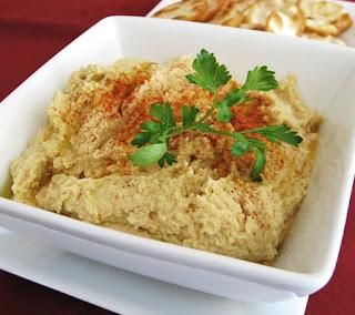 Hummus 3 recipe