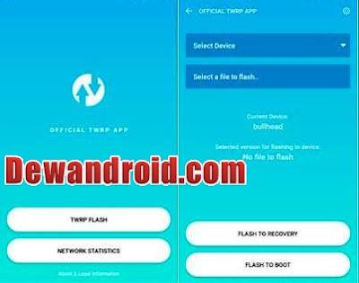 Official TWRP App Apk