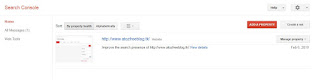 How to Submit website or URL to google