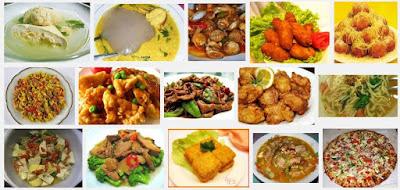 Resep Masakan Favorit dan Sederhana , Praktis di Indonesia