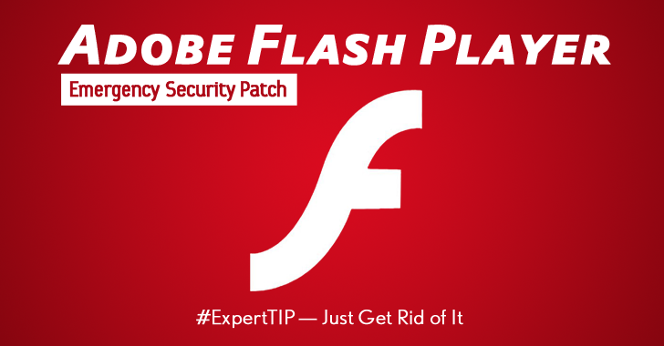 Adobe to issue Emergency Patch for Critical Flash Player Vulnerability