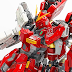Custom Build: MG 1/100 Hi Nu Gundam Space Superiority Assault System aka Sazanju (Final Revise)