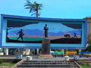 Monumento ao Imigrante Alemão, Santa Cruz do Sul