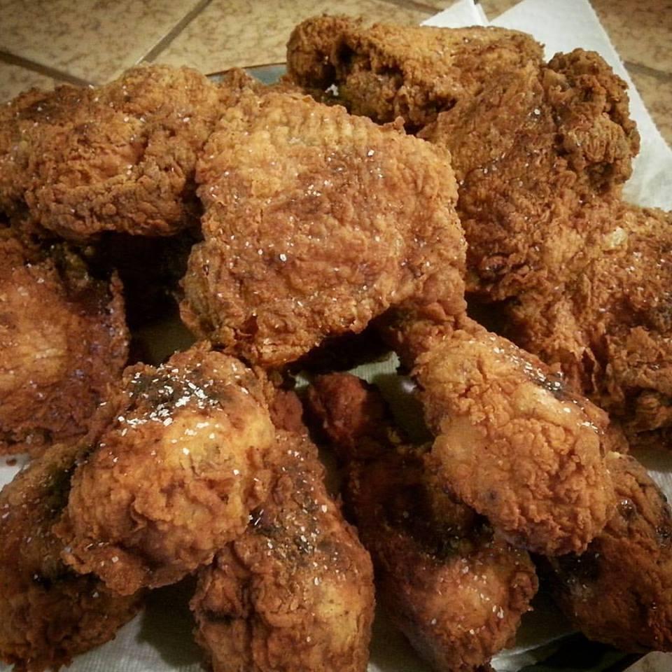 The Boho Bird: Jenn's Buttermilk Pan Fried Chicken