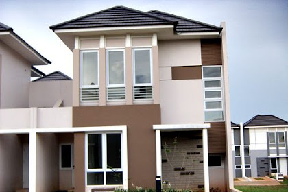 69 Model Rumah Minimalis 2 Lantai Tampak Depan Dengan Tampilan Modern dan Mewah