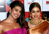 Priyanka Chopra and Rekha Walk the Red Carpet of Zee Awards 2017i ~  Exclusive Galleries 001.jpg