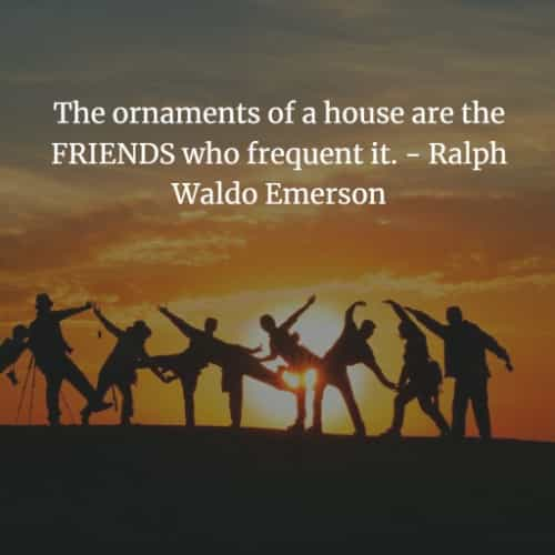 True friends quotes and sayings from famous people