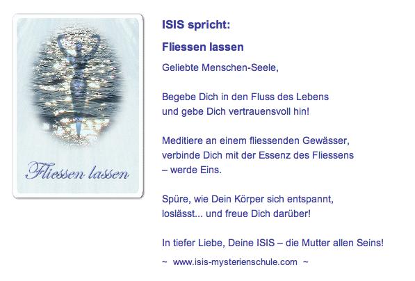 Isis Karten Ziehen