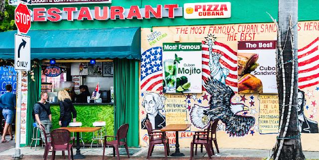 Little Havana e Calle Ocho em Miami