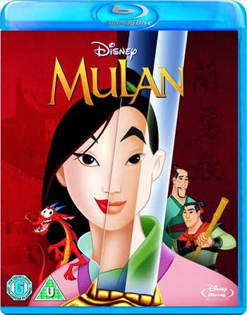 Mulan 1998 Dual Audio Hindi Bluray Download