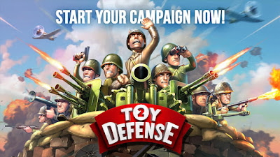 Toy Defense 2 Apk + Data (Tower Defense Game) for Android
